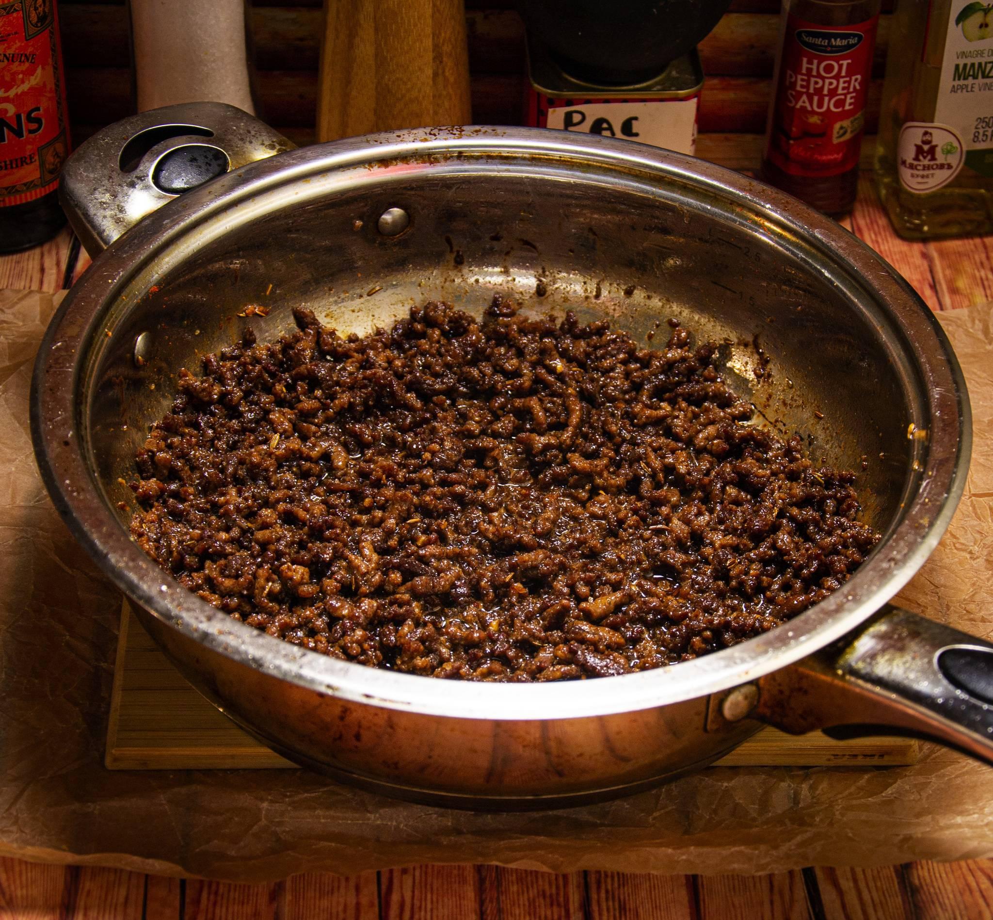 Что можно приготовить из мексиканской смеси
