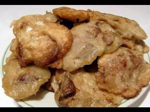 Печень в кляре жареная: рецепт с фото