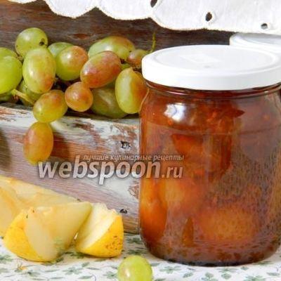 Варенье из груш с лимоном - рецепт с фотографиями - patee. рецепты