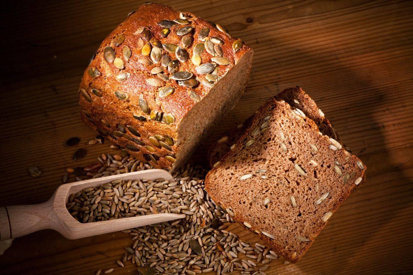 Цельнозерновой хлеб в хлебопечке: пошаговые рецепты с фото