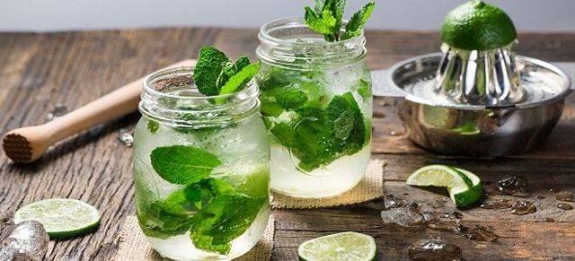 Мохито - рецепты знаменитого напитка в разных вариантах