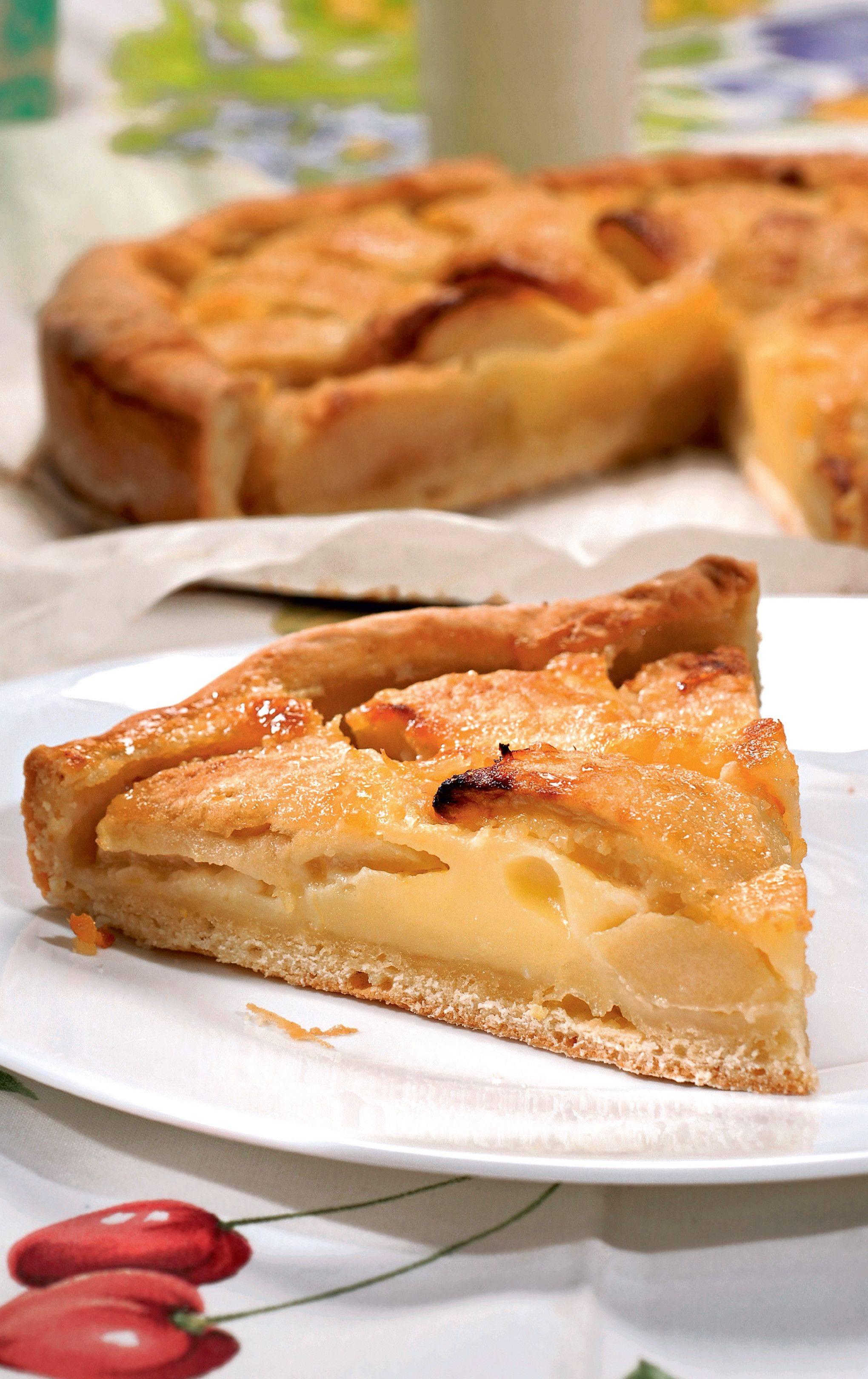Яблочный крамбл: 10 английских рецептов |