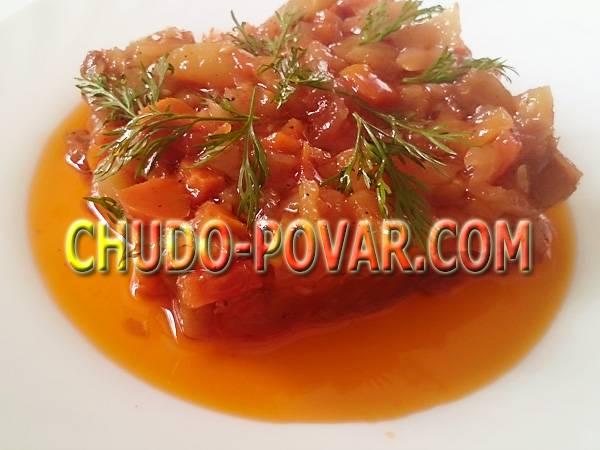 Лечо с морковью - необычные рецепты простой и вкусной заготовки