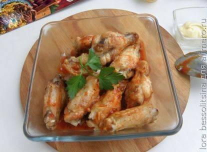 Секреты приготовления американского блюда из куриных крылышек