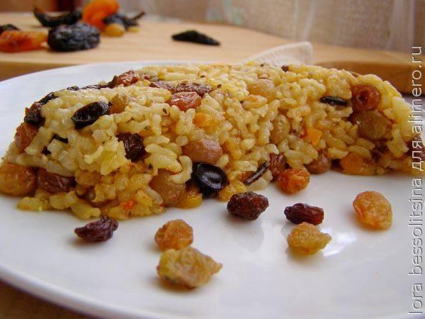 Как вкусно и полезно приготовить рис в посту