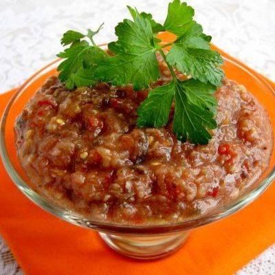 Как приготовить икру из баклажанов – рецепты приготовления домашней закуски из овощей - общая информация - 2020