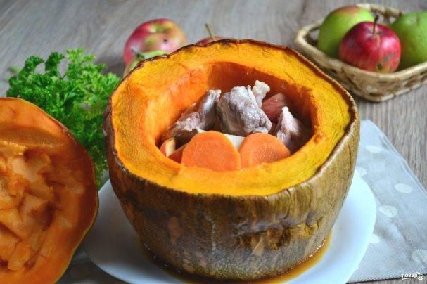 Десерт из тыквы: рецепты быстро и вкусно (фото пошагово)