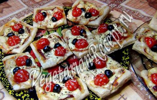 Бездрожжевое тесто для пиццы