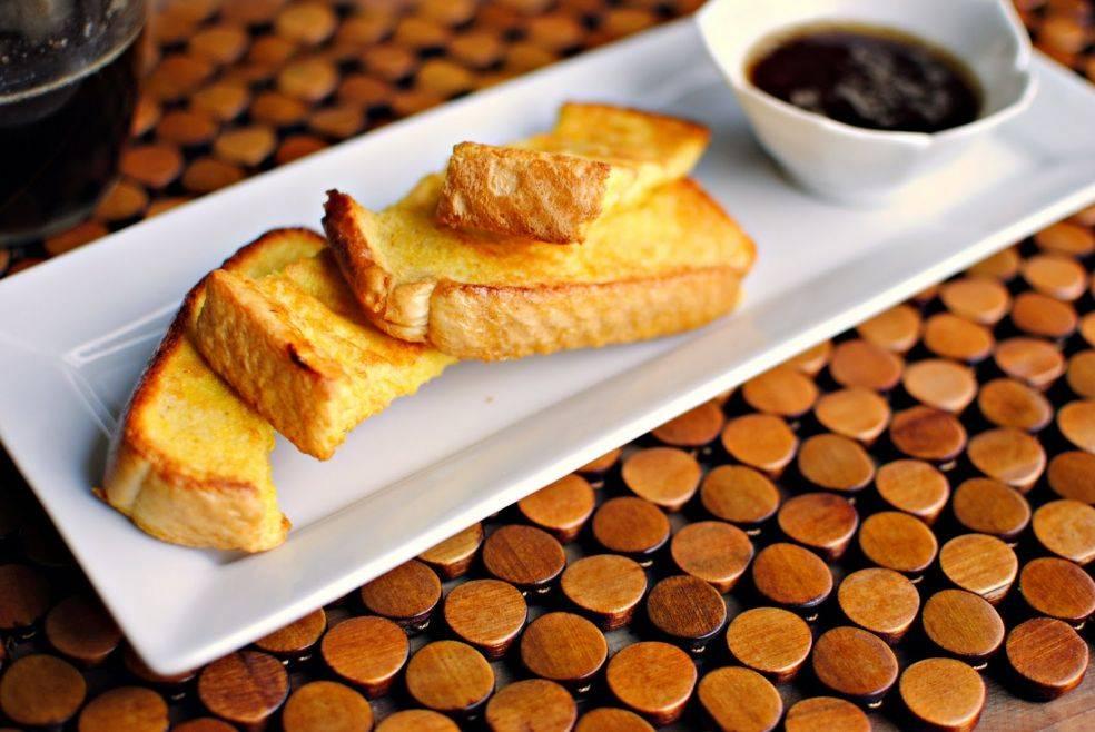Французские тосты на завтрак - быстро, просто и вкусно