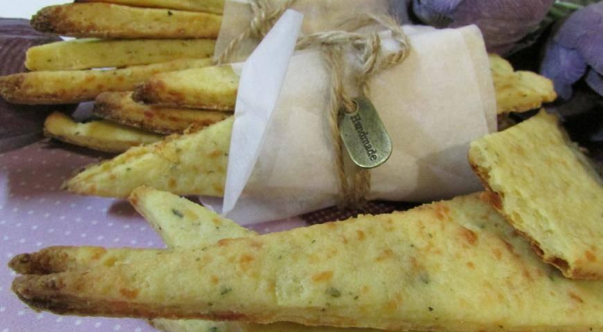 Картофельное печенье с джемом