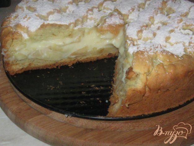 Рецепт пирога с заварным кремом - 15 пошаговых фото в рецепте