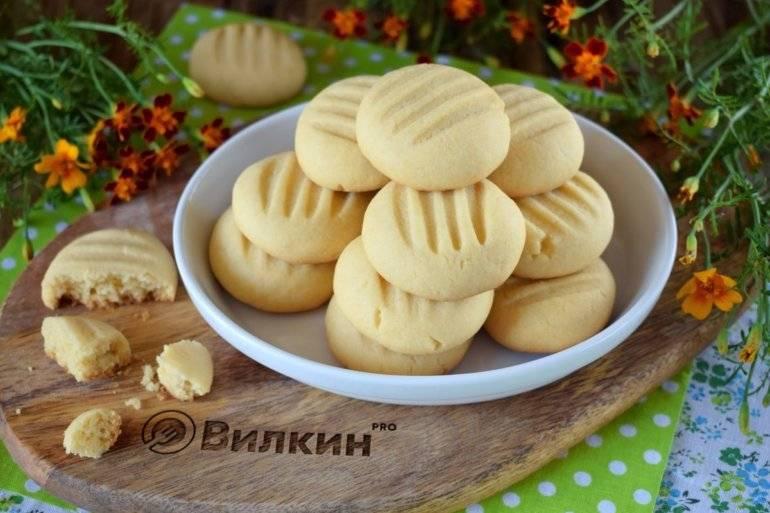 Печенье овсяно-кукурузное с шоколадом