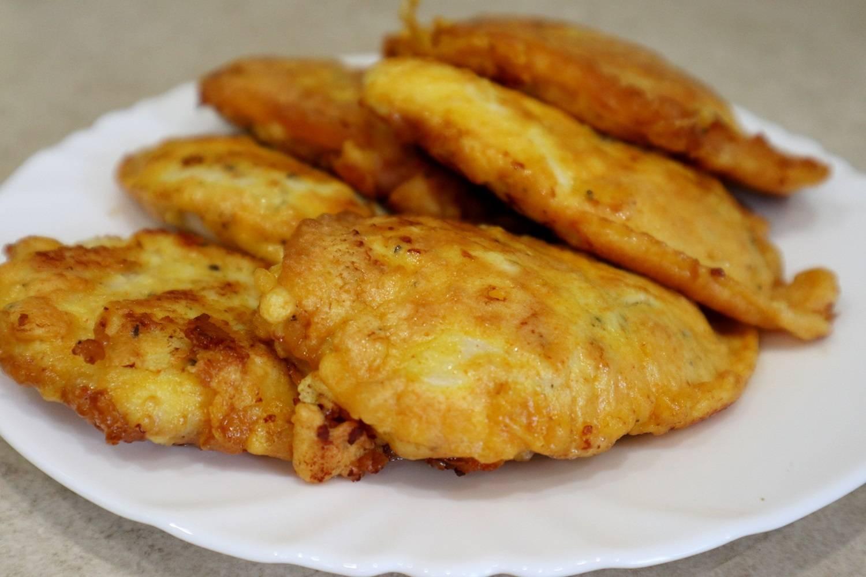 Пошаговый рецепт приготовления куриного филе в кляре с фото