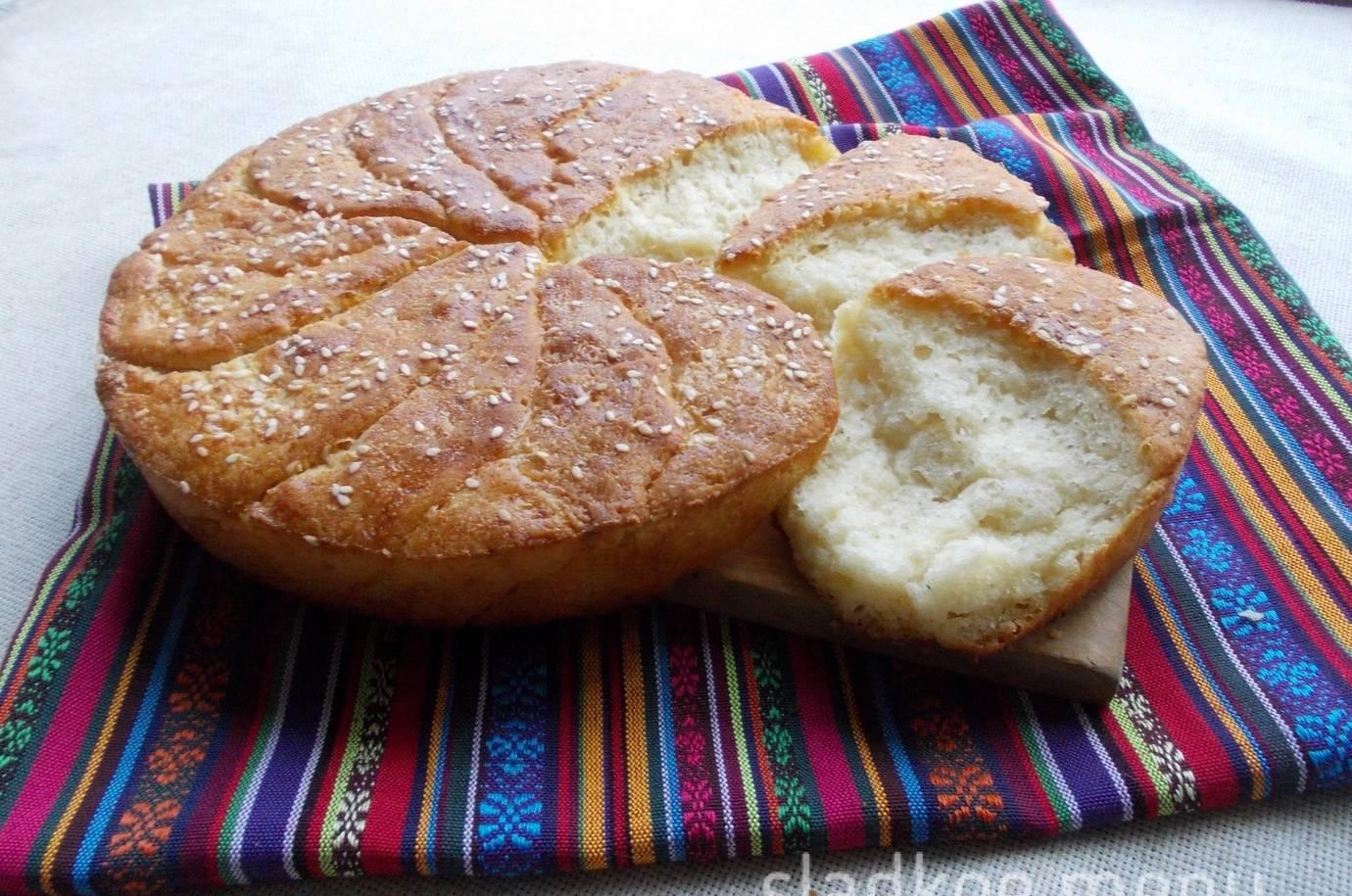 Сербский хлеб погачице, рецепт с фото сербского хлеба пошагово