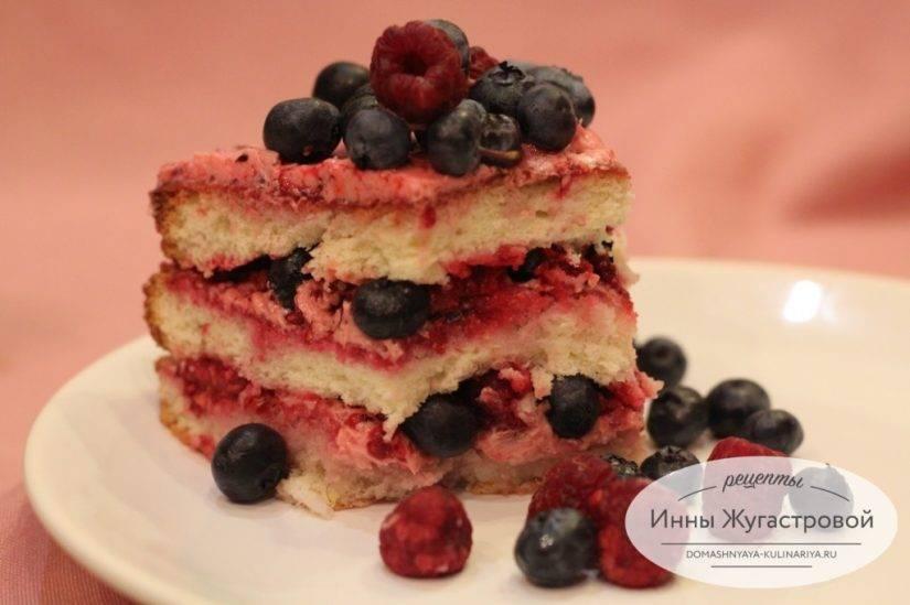 Кремы и пропитки для тортов. 44 рецепта с форума