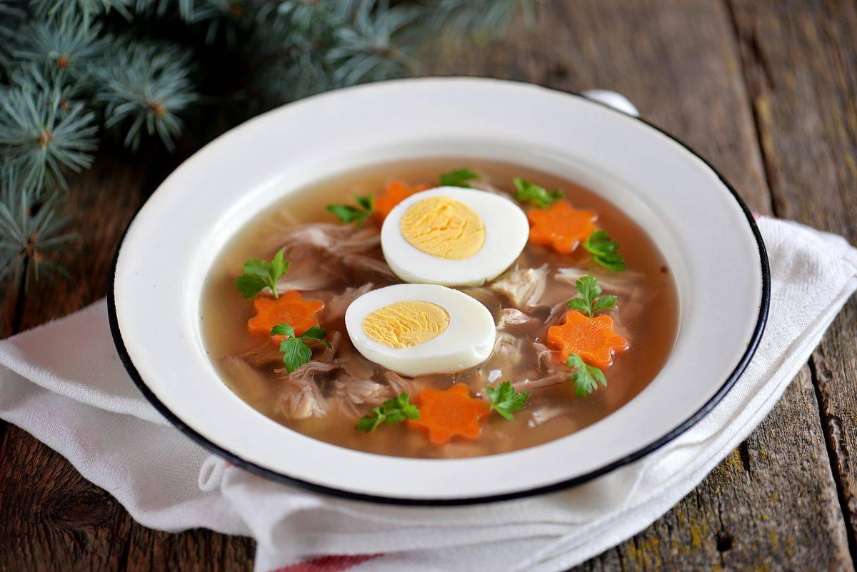 Холодец из свиных ножек — самые вкусные рецепты
