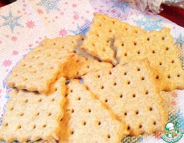 """Хлебные чипсы """"язык свекрови"""""""
