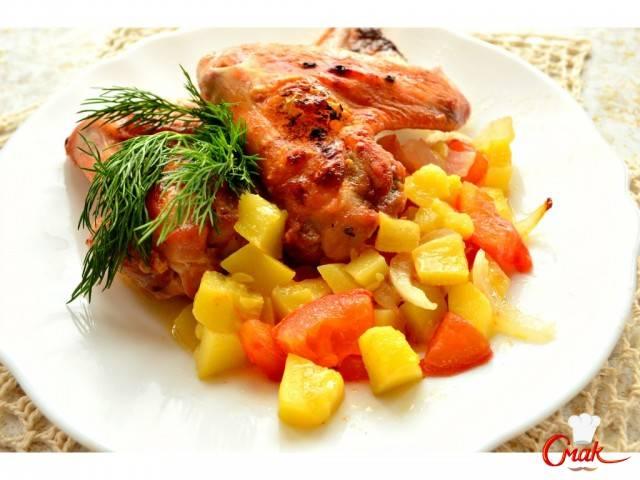 Куриные крылышки в духовке - 5 вкусных рецептов с фото пошагово