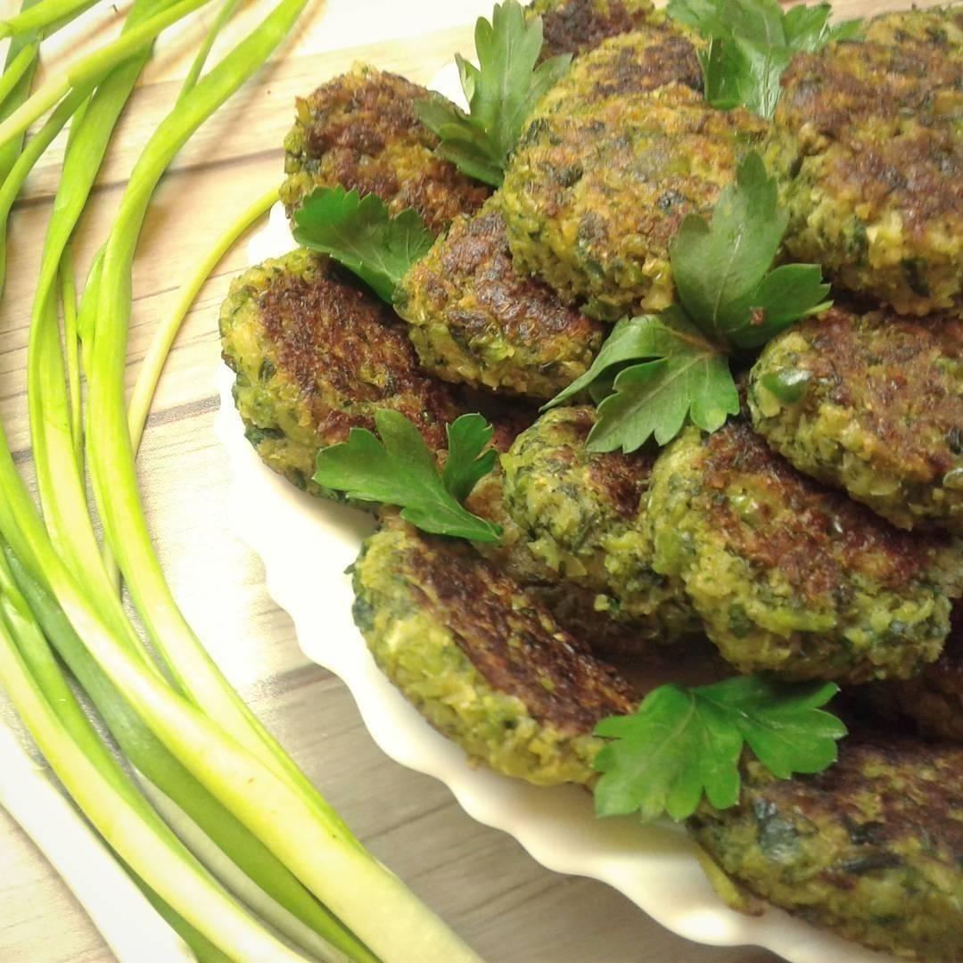 Как приготовить котлеты из гречки постные - рецепт с фото пошагово: самые вкусные