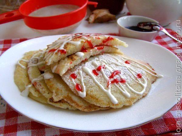 Блины на манке: простые рецепты доступного блюда
