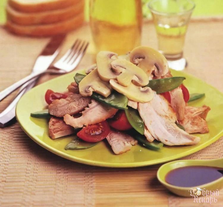 Корень изысканного вкуса: лучшие рецепты салатов с имбирём. правила составление салатов с маринованным имбирём