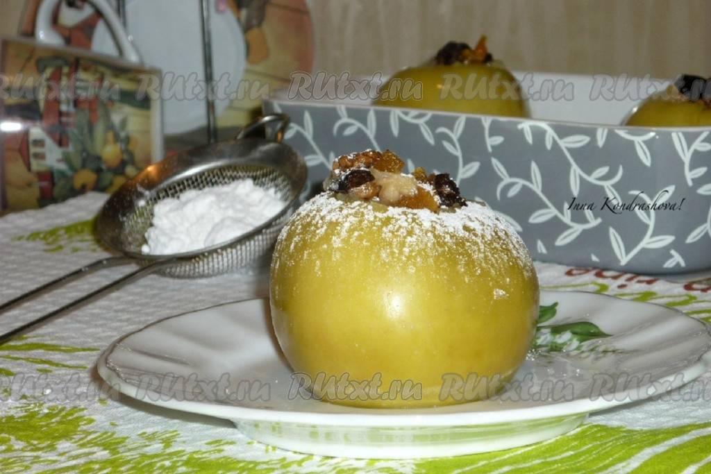 Как сделать яблоки в карамели — лучшие рецепты