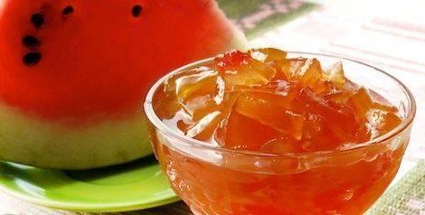 Варим варенье из арбузных корок: рецепты, фото, советы. варенье из арбуза: только проверенные рецепты приготовления
