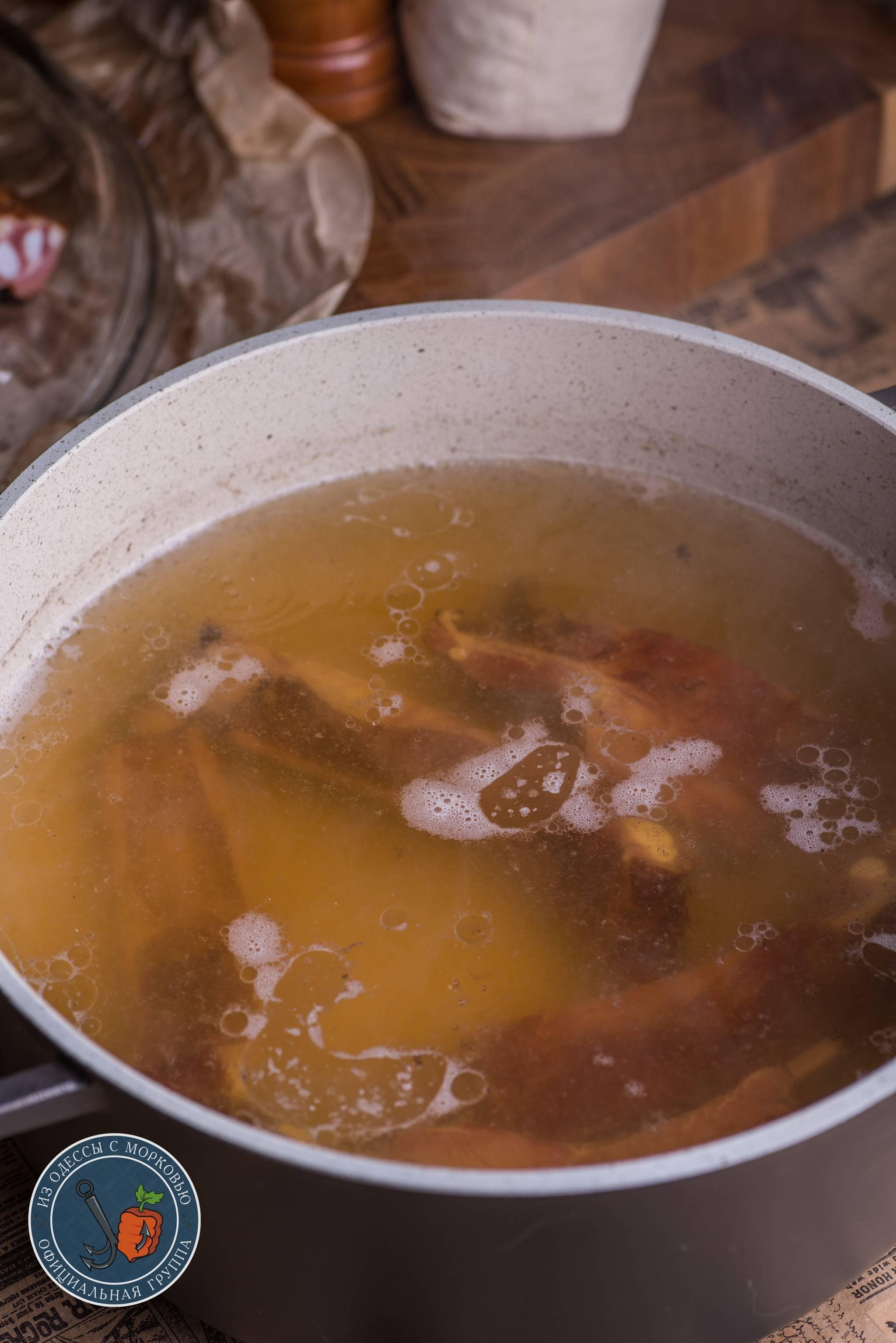 Рассольник с перловкой - пошаговый рецепт с фото