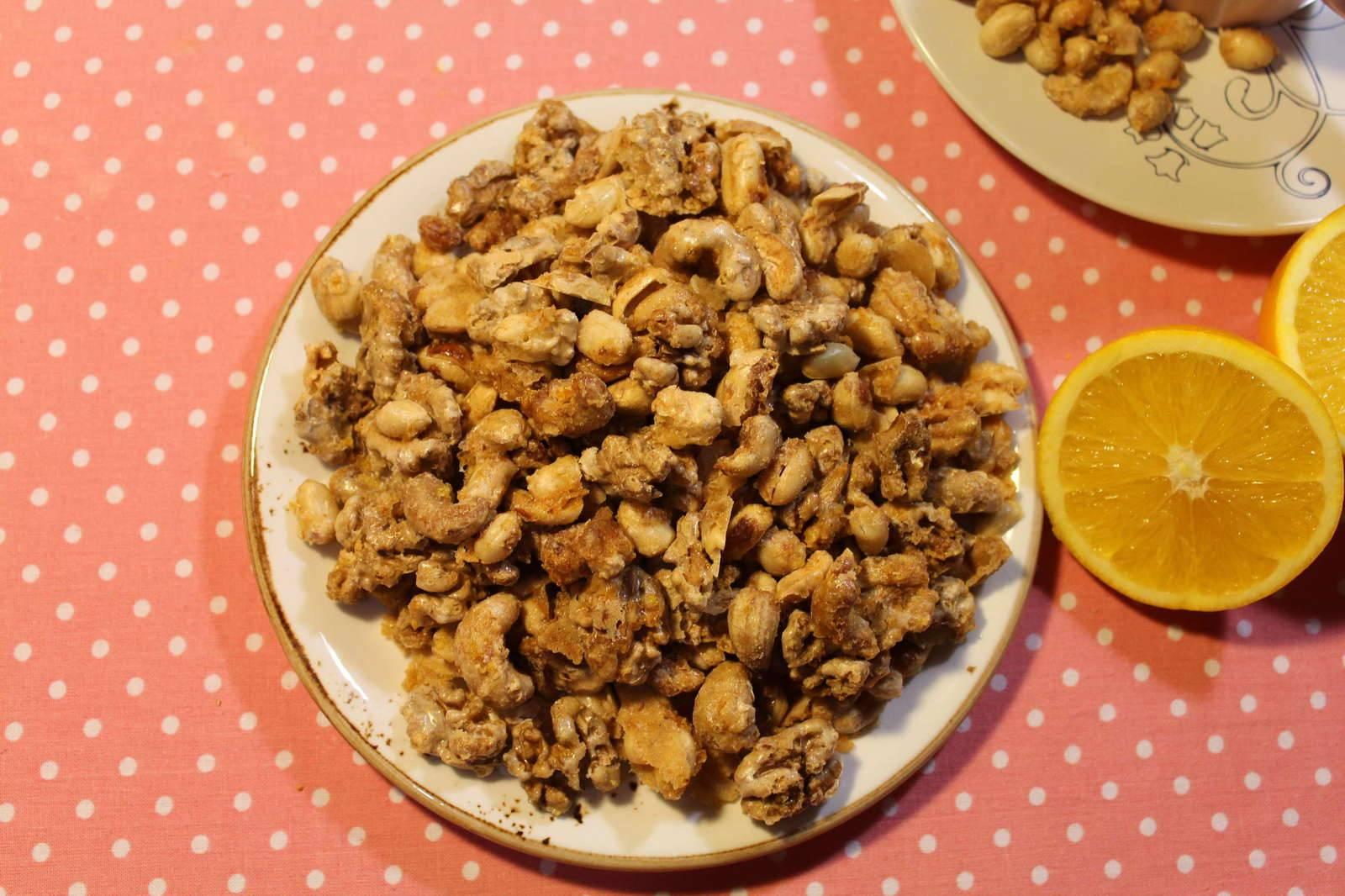 Арахис чили-лимон - остренькая закуска к пиву