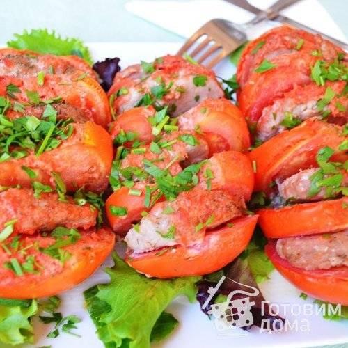 12 простых рецептов фаршированных помидоров
