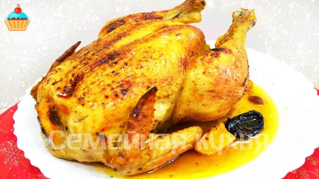 Как приготовить нежную и вкусную курицу в рукаве