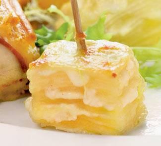 Гратен из картофеля: 3 пошаговых фото-рецепта