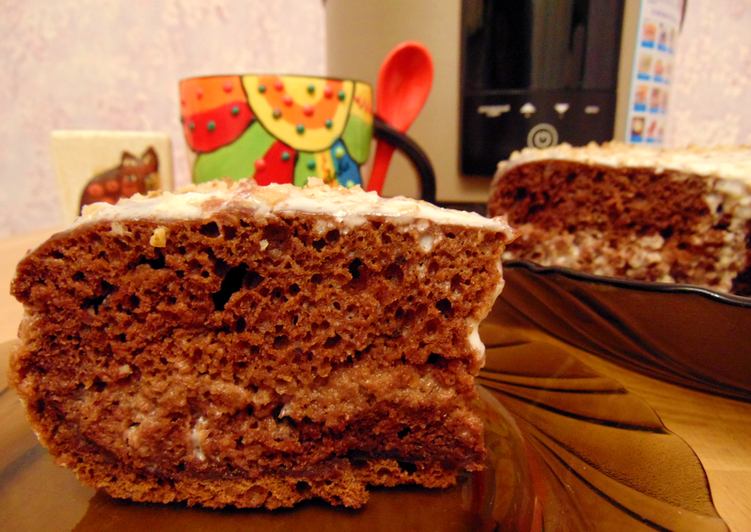 Шоколадный торт трюфель, брауни, прага, мирель, маркиз, фантастика, захер и другие рецепты
