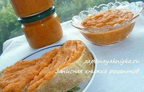 Кабачковая икра без жарки на зиму: рецепт и фото