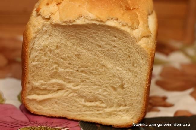 Ржано-пшеничный хлеб на сыворотке от творога