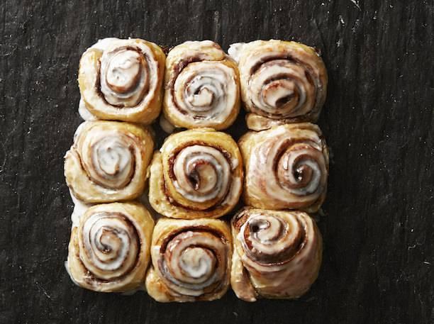 Булочки к завтраку «быстрые»