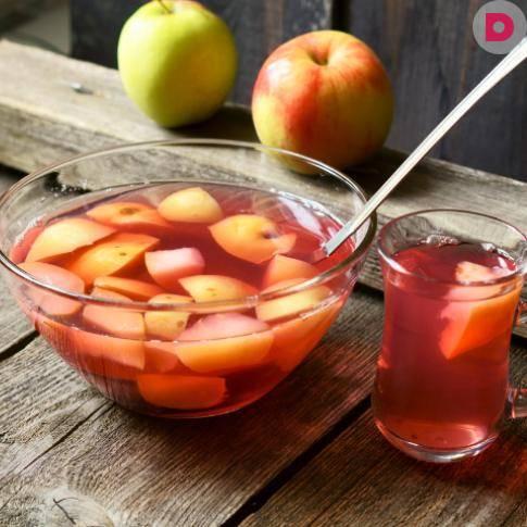 Советы как приготовить компот из свежих яблок и груш - smak.ua