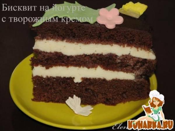 Торт на кефире: простые и вкусные рецепты с пошаговым фото