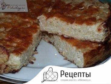 Воздушное картофельное пюре с творожным сыром