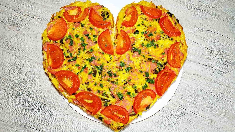 Пицца быстрая в духовке за 10 минут с фото. рецепт пиццы быстрого приготовления без майонеза. как быстро приготовить пиццу на противне в духовке