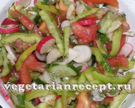 Салат из топинамбура – 9 рецептов приготовления вкусного витаминного салата