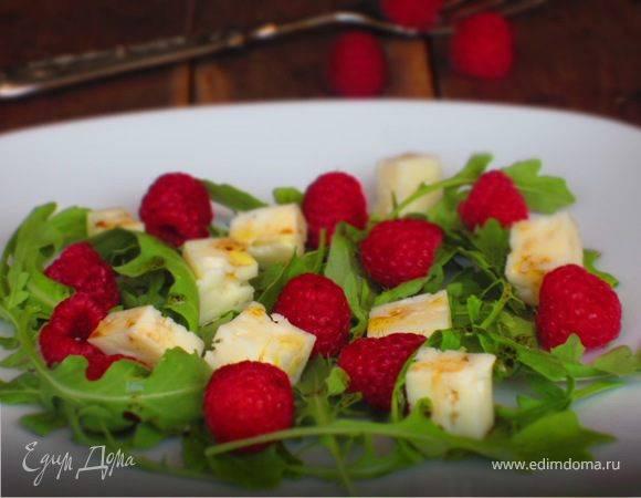 Салаты с моцареллой: простые рецепты. как приготовить вкусный салат с моцареллой?