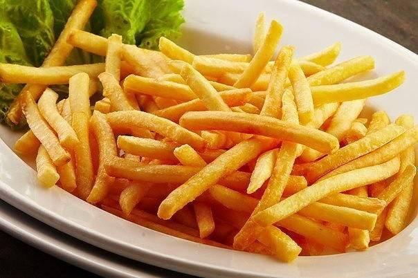 Томатный и сырный соус для картошки фри