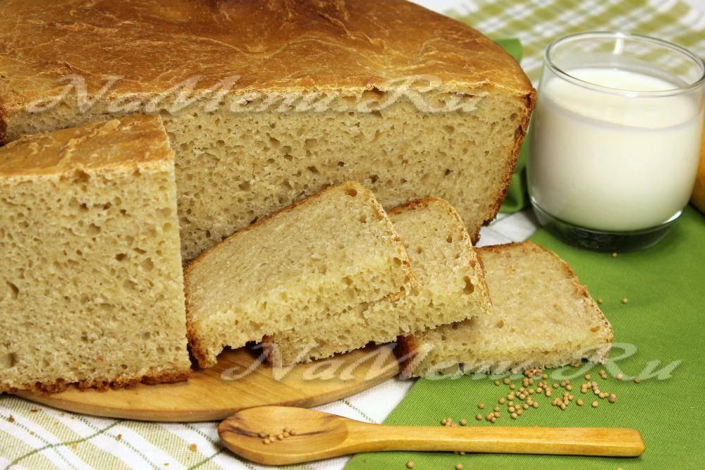 Хлеб и выпечка на соде
