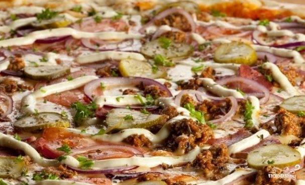 Пицца с шампиньонами: фото, пошаговые рецепты приготовления в домашних условиях вкусное итальянское блюдо