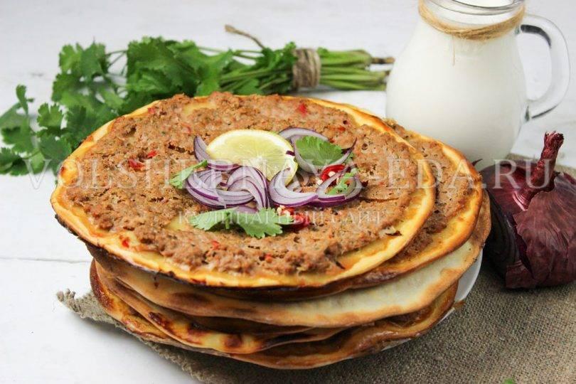 Лаваш в домашних условиях — рецепты: армянский, грузинский, узбекский