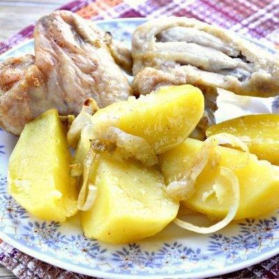 Курица с шампиньонами. пошаговый рецепт с фото - рецепты джуренко