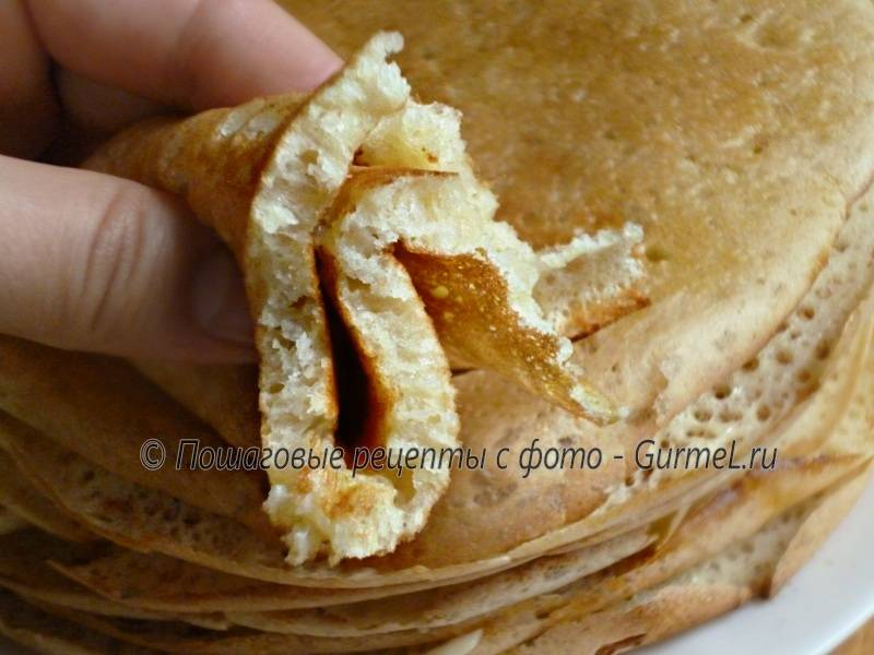 Мордовские блины – 3 рецепта толстых блинов по-мордовски на манке и пшене