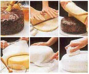 Как приготовить марципан своими руками