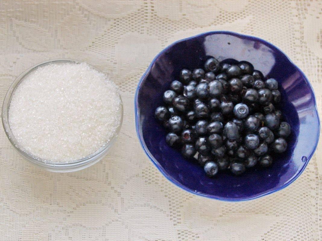 9 лучших рецептов приготовления черники с сахаром на зиму без варки